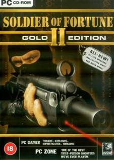 Soldier of Fortune 2: Double Helix – PC