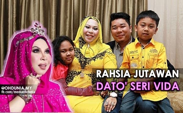 Dato' Seri Vida Kongsi Tips dan Rahsia Jadi Jutawan
