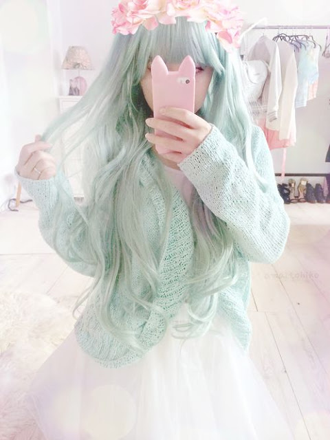 Fairy Kei, Harajuku, Japan, Moda Kawaii, dress, Kawaii outfits, Pastel, Crazy and Kawaii Desu, Kawaii, Japan, Moda Kawaii,
