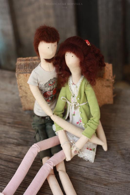 Портретная пара