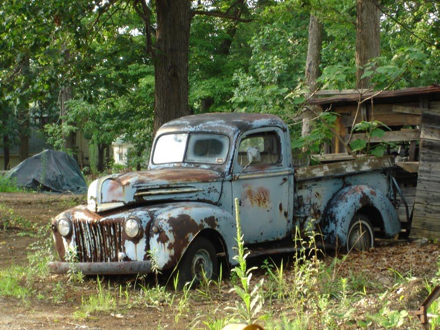 hardheads car club my 47 ford pickup