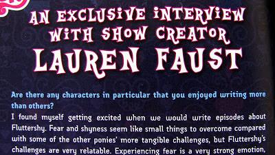Lauren Faust interview