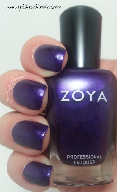 Zoya Zenith Winter 2013 - Belinda