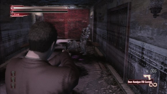 Deadly Premonition The+Directors Cut PC Game Screenshot 4 Deadly Premonition The Directors Cut FLT
