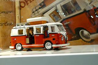 Lego Creator Volkswagen Camper Van