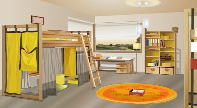 Solved classic apartment escape walkthrough for T bedroom escape walkthrough