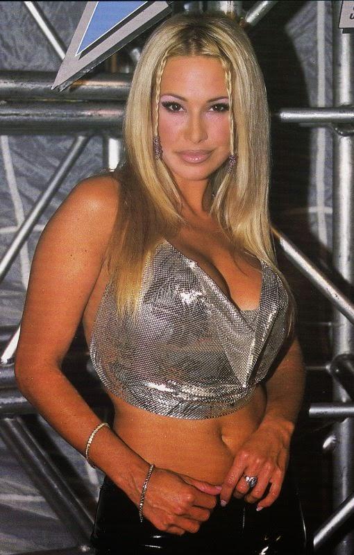 Pamela Paulshock - WCW
