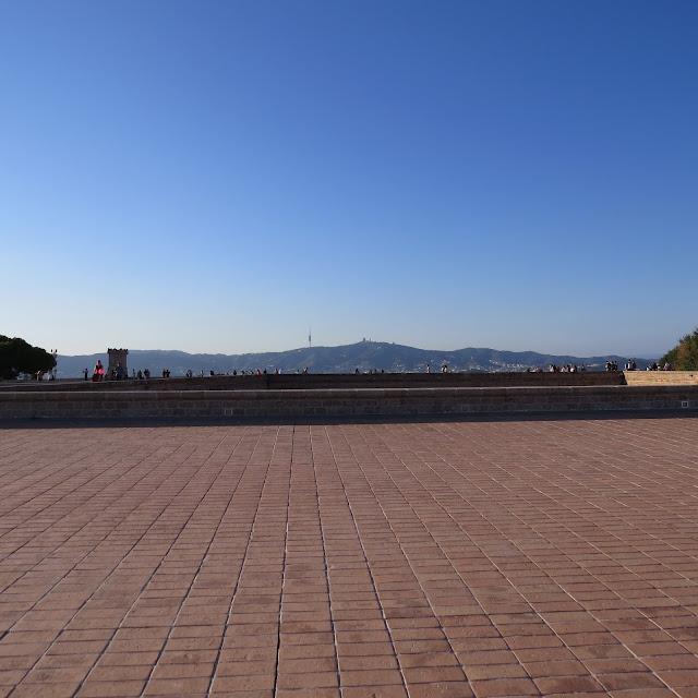 CASTELO DE MONTJUIC