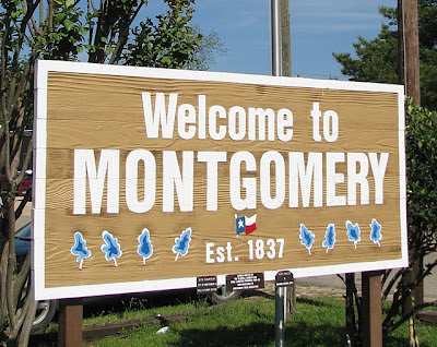 The Early History of Montgomery, Texas