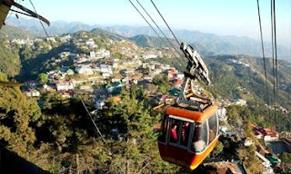 Mussoorie (Best Honeymoon Destinations In India) 9