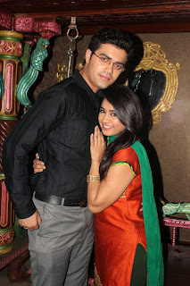 Prateik promotes 'Issaq' on the sets of Amita Ka Amit