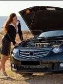 Memeriksa dan Memperbaiki Mobil Mogok