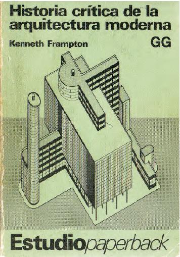 Libros libros pdf de arquitectura for Historia de la arquitectura pdf