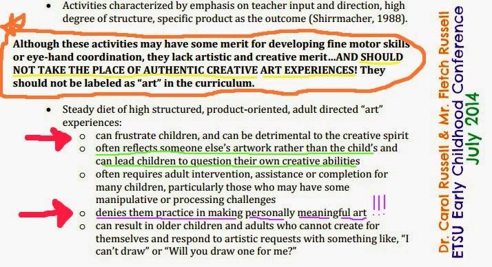 Arts for ALL: AUTHENTIC Art for Children {via RainbowsWithinReach}