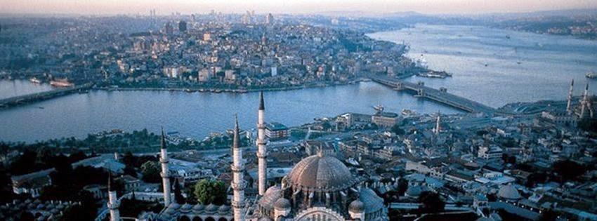 Magnifique couverture facebook turquie 2