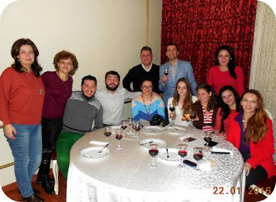 Zig Zag printre branzeturi, vin si bloggeri