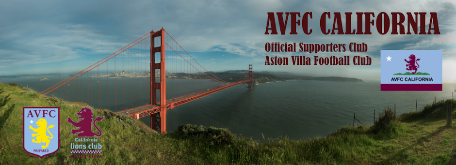 Aston Villa Football Club - California Supporters