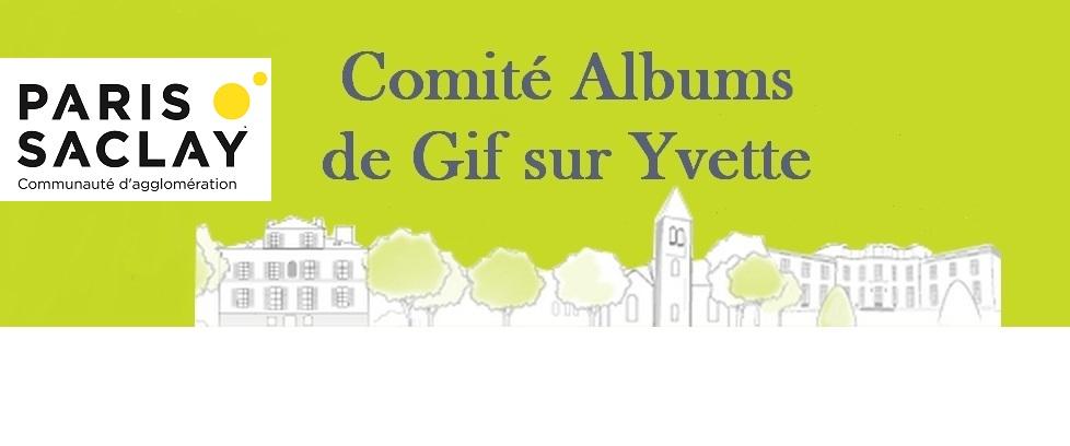 Comité Albums de Gif-Sur-Yvette