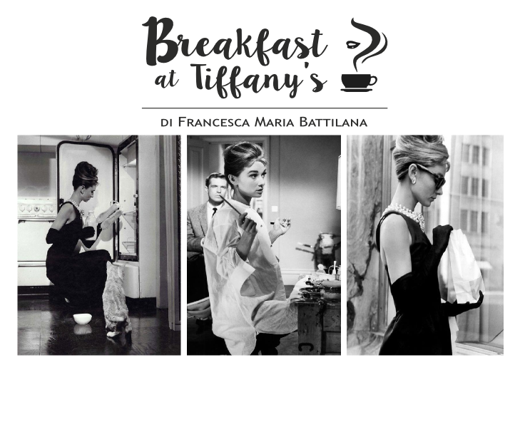 Breakfast at Tiffany's di Francesca Maria Battilana