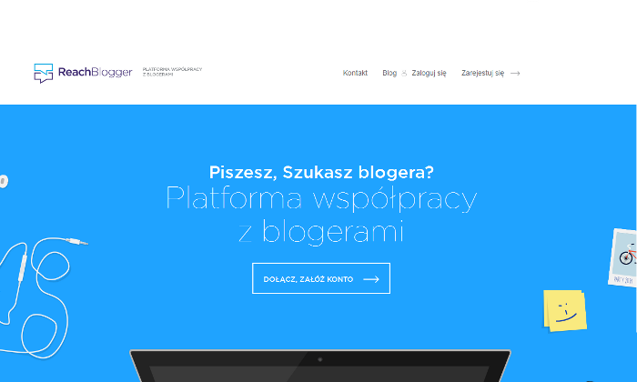 ReachBlogger.pl - nowa przyszłość.