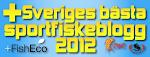 Utsedd till #8 bästa bloggen i Sverige 2012 och en delad 4:e plats 2013