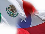 Chile y México. Mes de la Patria