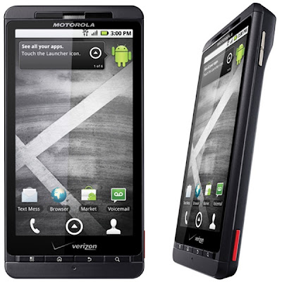 Motorola Milestone X Review, Specifications And Price