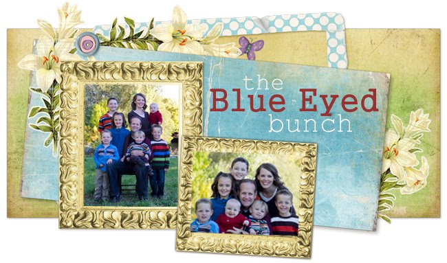 The Blue Eyed Bunch