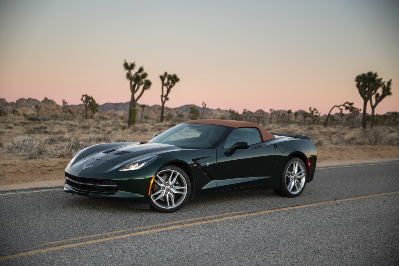 Vette vues magazine blog 2016 corvette stingray offers General motors convertibles