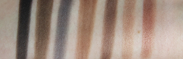 "Wet 'n' Wild Spring Forward Color Icon Eyeshadow Palette in ""Nude Awakening"" Swatches"
