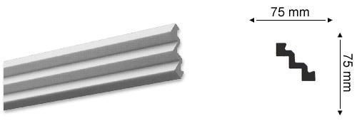 Sanca Nomastyl ST3 - 10,5 cm de largura