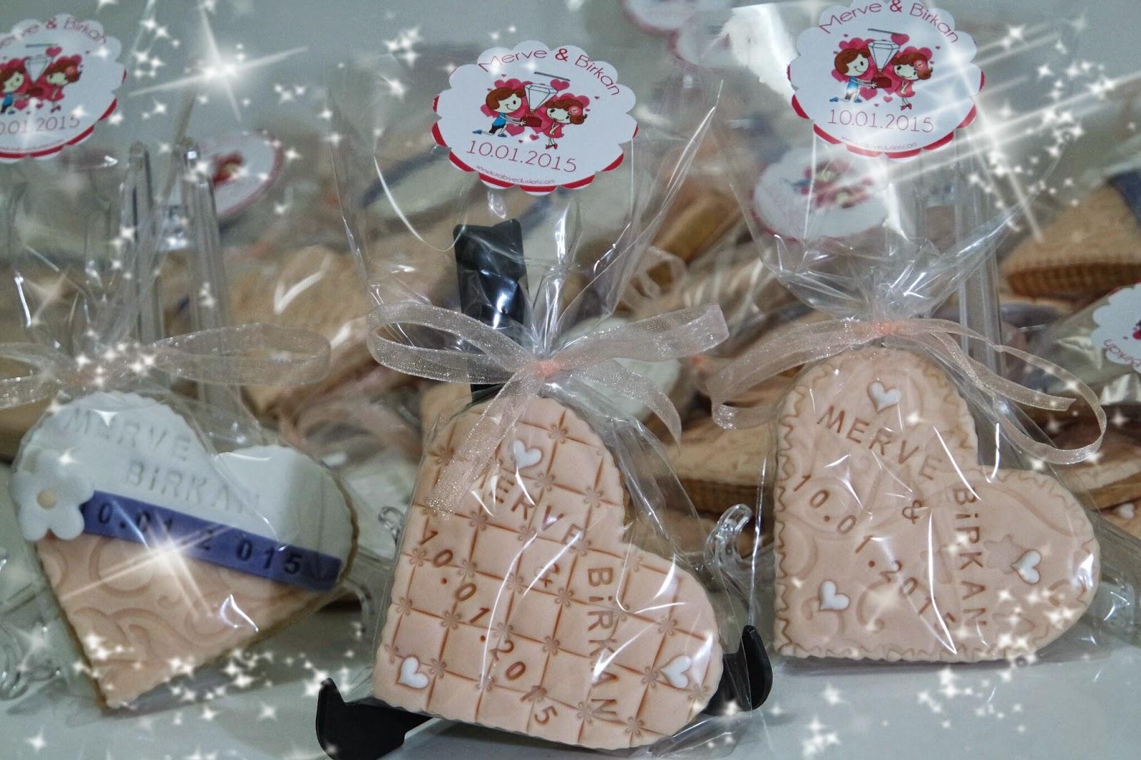 Nişan kurabiyeleri