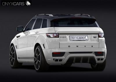 Evoque Tuning - Onyx Cars - Onyx Tuning - Range Rover Evoque - Range Rover Evoque Tuning