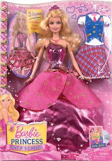 Barbie Princess Gala Fashion