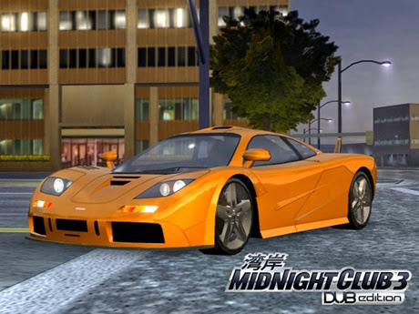 Midnight Club 3 PC Games Free Download Full Version
