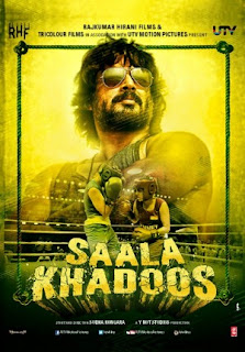 Sinopsis Saala Khadoos (Film Hollywood)