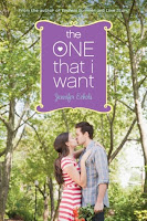 book cover of The One That I Want by Jennifer Echols