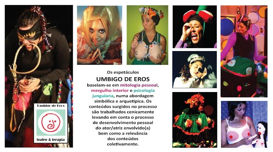Espetáculos Umbigo de Eros