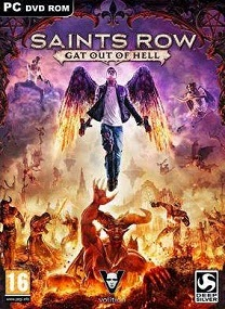 Saints Row Gat out of Hell-RELOADED