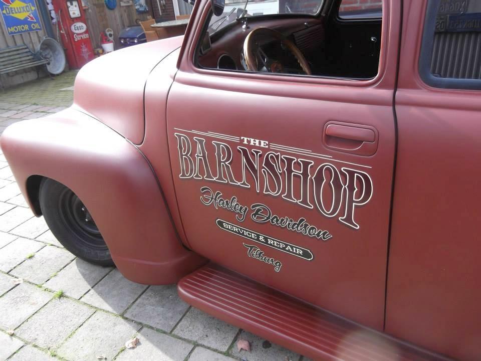 Barnshop Suburban