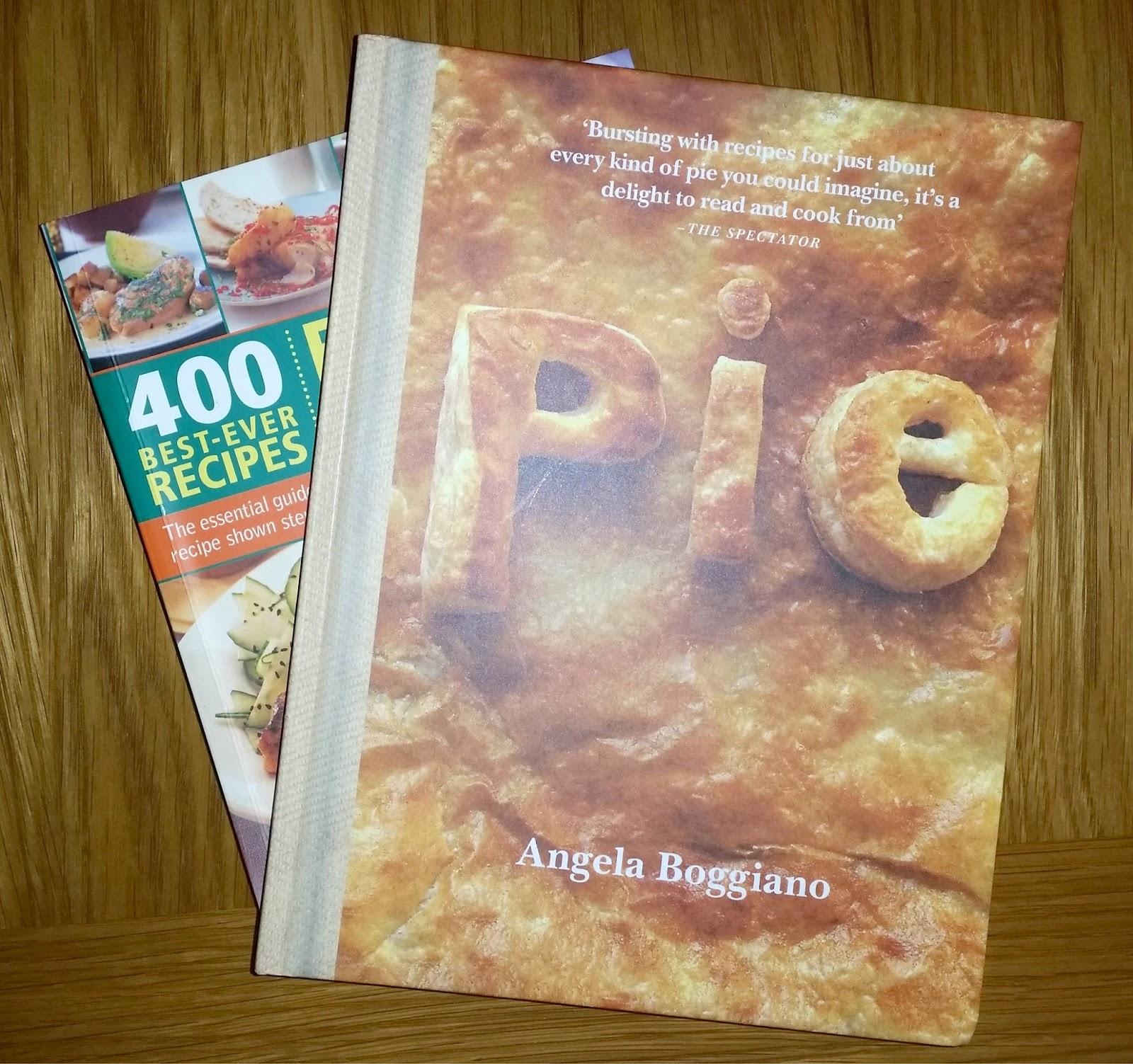 książki, przepisy kulinarne,