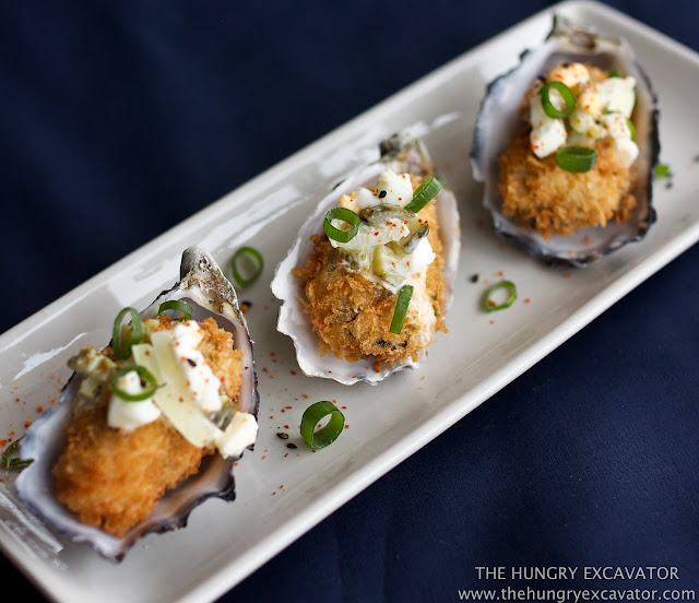 The Hungry Excavator: Kaki Fry (Deep Fried Panko Oysters ...