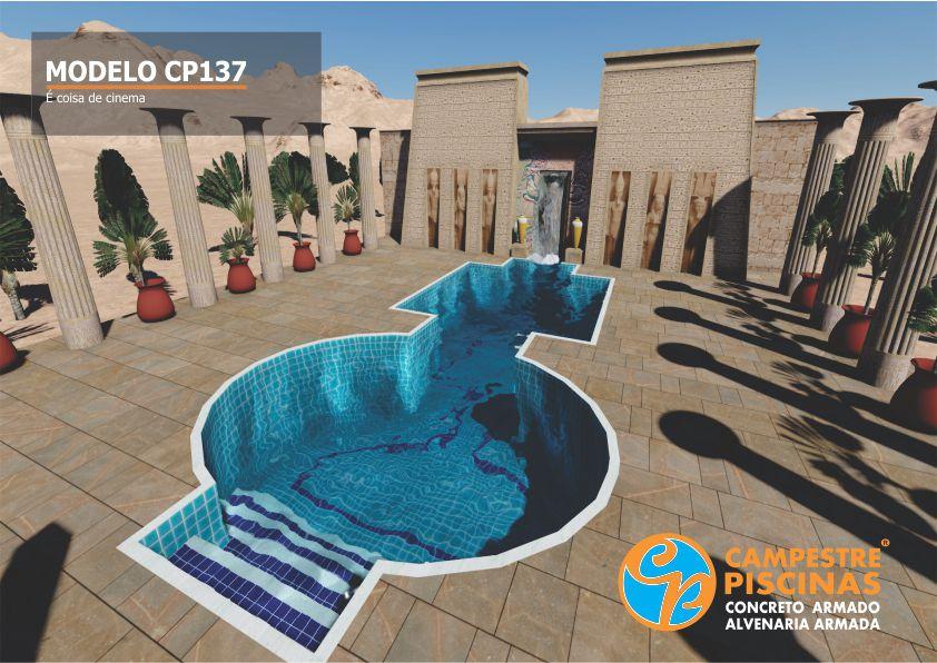 12 modelos de piscinas diferentes for Modelos de piscinas modernas