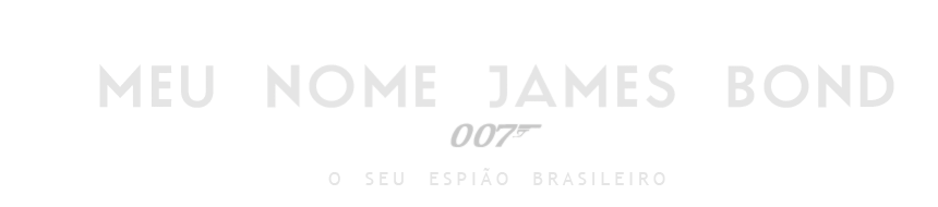 Meu nome James Bond