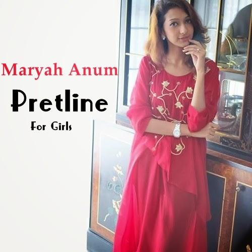 Maryah Dada Pretline 2014