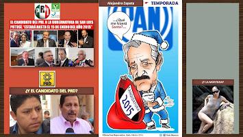 ELECCIONES 2015, EN EL ESTADO DE SAN LUIS POTOSÍ.