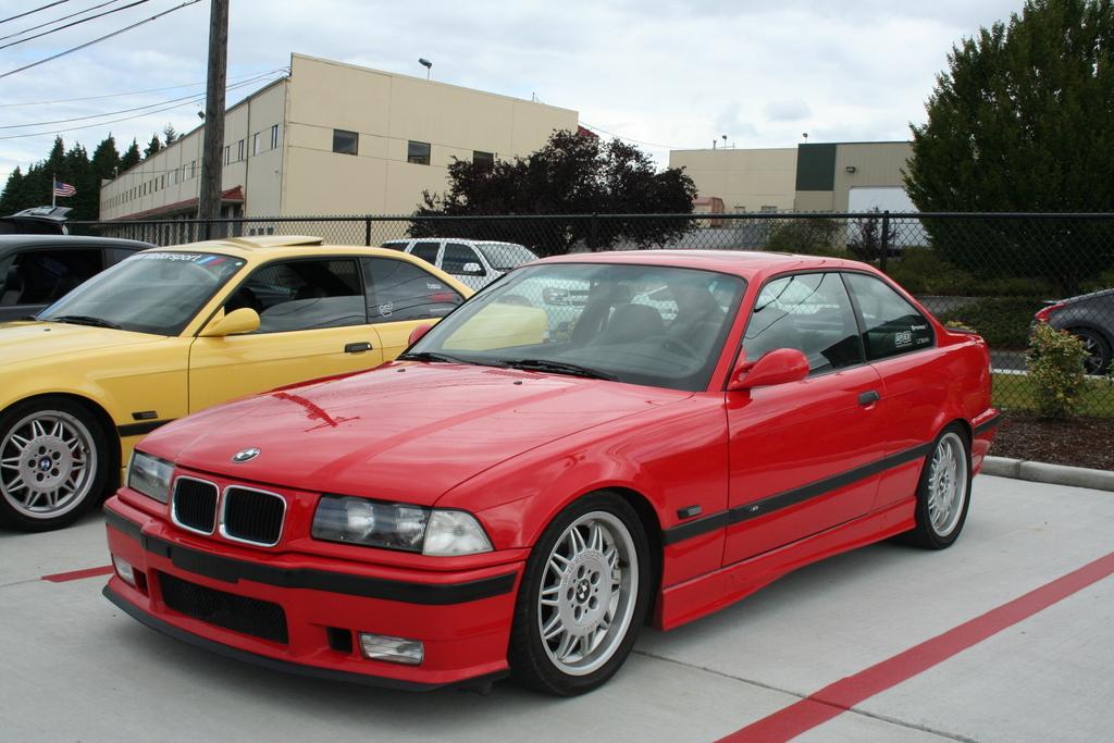Bmw M Auto Cars - 1994 bmw m3