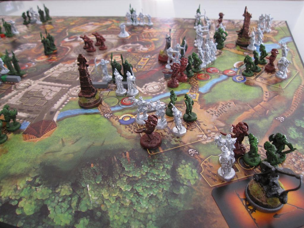 Stronghold recensione giochi sul nostro tavolo - Dungeon gioco da tavolo ...