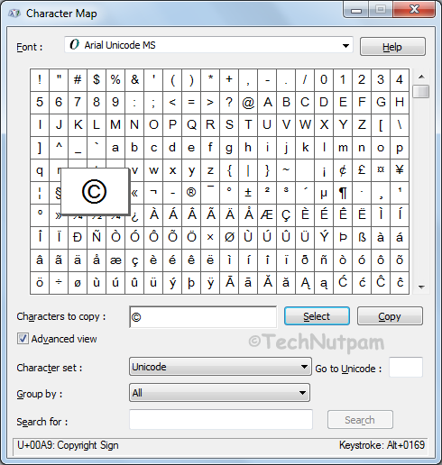 How To Insert Special Text Characters Symbols In Photoshop