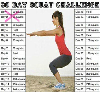 6 dagar till en slankare kropp